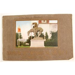 Pan-Pacific Expo of 1915 Souvenir Photo Booklet