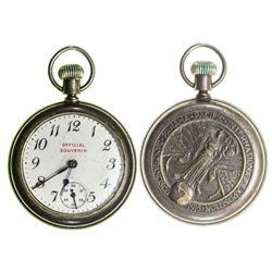 Panama-Pacific International Exposition Pocket Watch