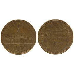 Columbian Exposition So Called Dollar