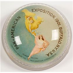 Pan American Exposition Paperweight