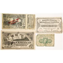 Pan American Exposition Tickets