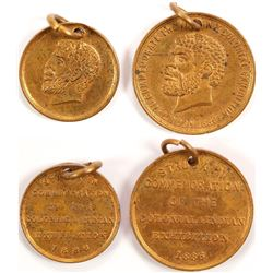 Colonial & Indian Exposition Medals