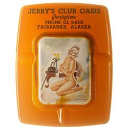 Jerry's Club Oasis Partytime Ashtray