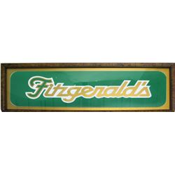 Fitzgerald's Casino Framed Wall Sign