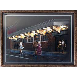 Painting--Fitzgerald's Club, Reno