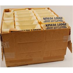 Nevada Lodge/Nevada Club NOS Chip Trays