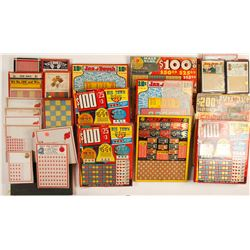 Gaming Punchboard Collection