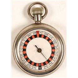 Roulette Wheel Pocket Watch