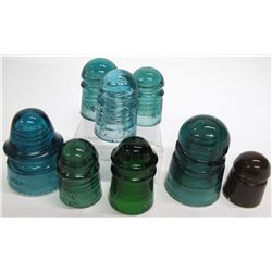 Colored Insulator Group
