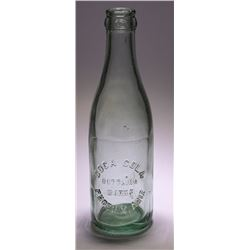 Scarce Coca Cola Bottling Works Soda Bottle (Phoenix, Arizona)