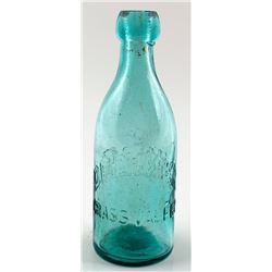 Deamer Soda Bottle, Grass Valley, California