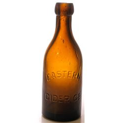Eastern Cider Company Bottle, San Francisco