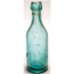 Summit Mineral Water Bottle (Tahoe)
