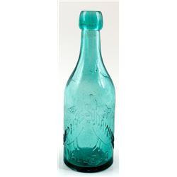 Empire Soda Works Bottle, Vallejo, California