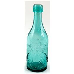 Empire Soda Works Bottle, Vallejo, California