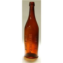 San Jose Bottling Co. Bottle