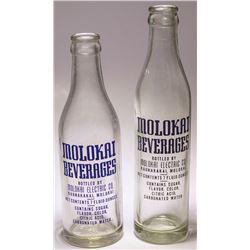 2 Molokai Beverages Sodas