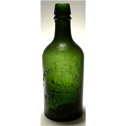 Artesian Spring Co. Water Bottle