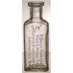 Covington Drug Store Bottle