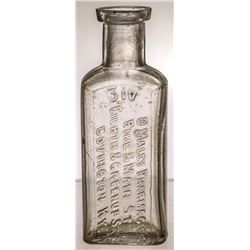 Covington Drug Store Bottle