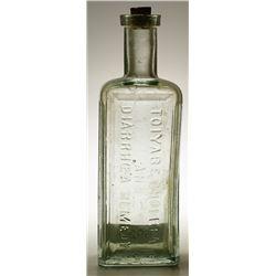The Toiyabe Bottle,  Nevada
