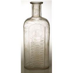 A. B. Stewart & Co. Bottle, Gold Hill, Nevada