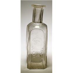 S. F. Hoole & Co. Drug Bottle, Reno, Nevada