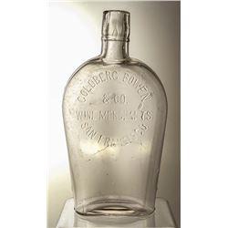 Goldberg Bowen & Co. Wine Merchants Bottle
