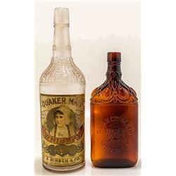 Quaker Maid Whiskey Set