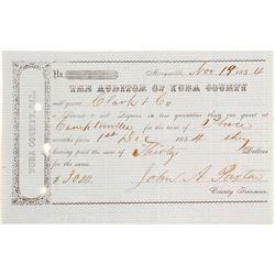 Marysville Liquor License for Clark & Company