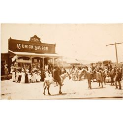 RPC of a New Mexico Saloon