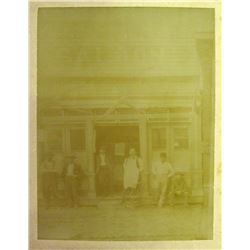 Green River Saloon Photograph
