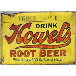 Houel's Root Beer Sign