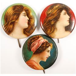 Chesterfield Advertising Pins