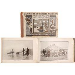 """Souvenir of North Western Alaska"" by O. D. Goetze"