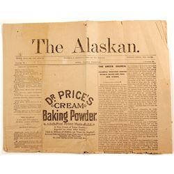 The Alaskan Newspaper, Vol. VI