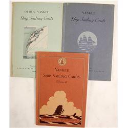 Yankee Ship Sailing Cards Books (3)
