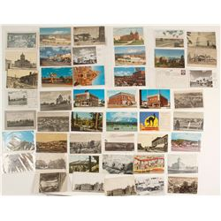 Flagstaff, AZ Postcard Collection with RPC's