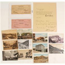 Jerome, AZ Postcards and Ephemera