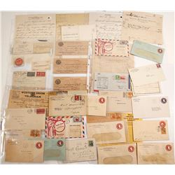 Nogales, AZ Letters and Postal Covers.