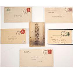 Patagonia, AZ Postal Covers and Postcard (6)
