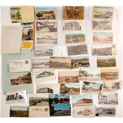 Prescott, AZ Postcards and More