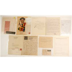 Territorial Arizona Letter Collection