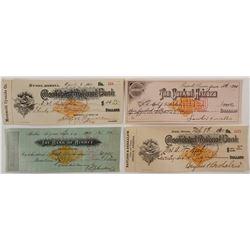 4 Different Arizona Checks