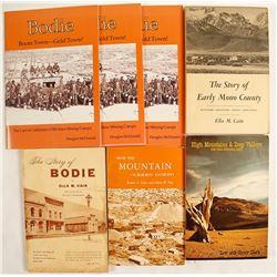Bodie and Mono, CA Books (7)