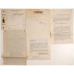 Mono & Inyo County Documents
