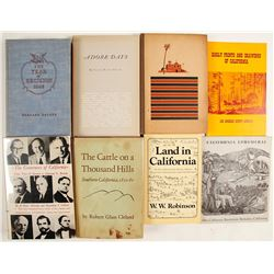 California History Books (8)