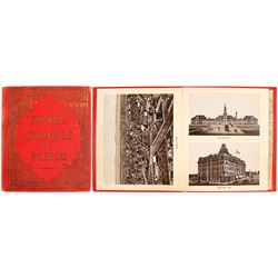 Denver, Leadville & Pueblo, CO Illustration Book