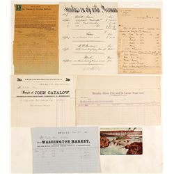 Idaho Ephemera Collection