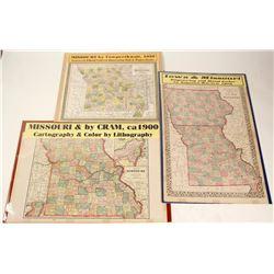 Maps of Missouri (3)